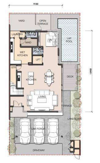 B1 Ground Floor